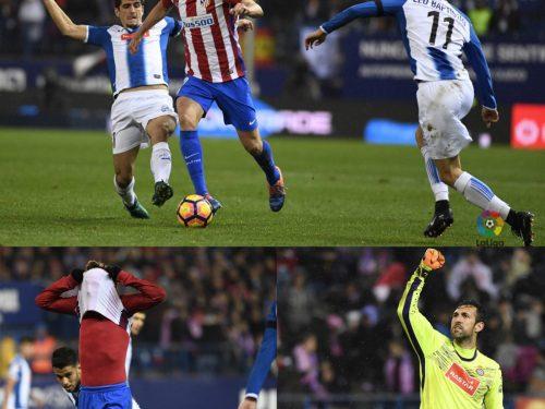 Partido Atlético de Madrid - Espanyol