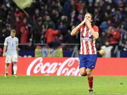 Partido Atlético de Madrid - Real Sociedad