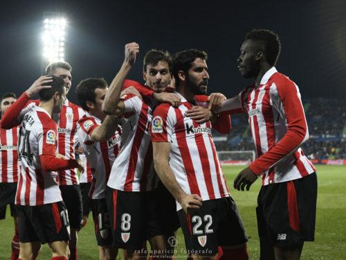 Partido Getafe - Athletic de Bilbao